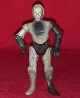 Star Wars Saga Attack of the Clones: C-3PO - Loose Action Figure